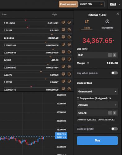 Capital.com Screenshot