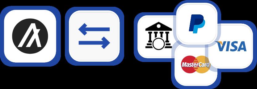 Header Logo Algo